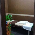 施術ベッド_個室