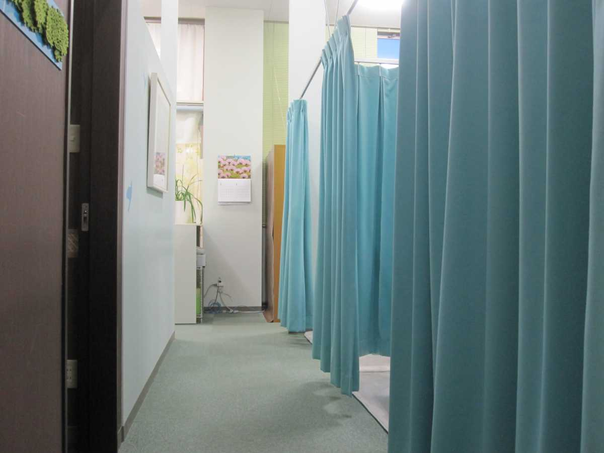 施術スペース1